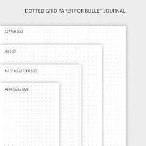 Printable Dot Grid Paper