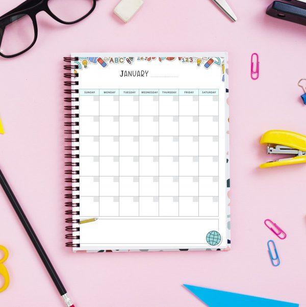 Homeschool Planner Printable